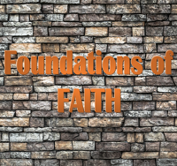 Adult - Foundations of Faith (Wed 6:30pm)